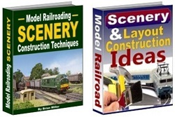 railroad scenery books